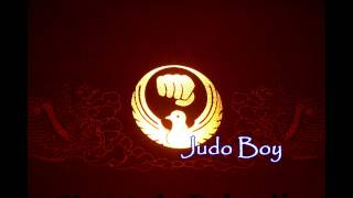 Royalty Free :Judo boy