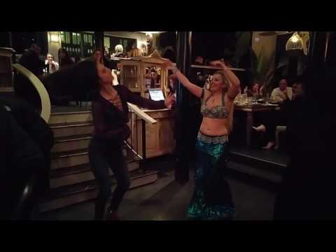 Audreena Belly'ssima & Tanya Karpliuk Belly Dancers
