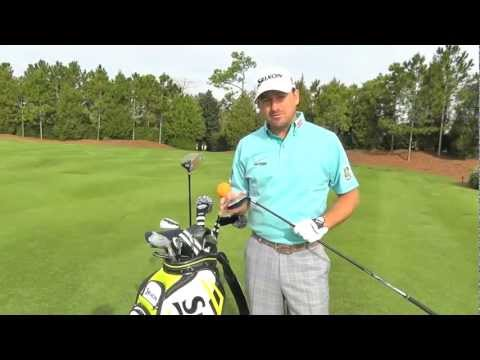 Graeme McDowell: What's In The Bag?