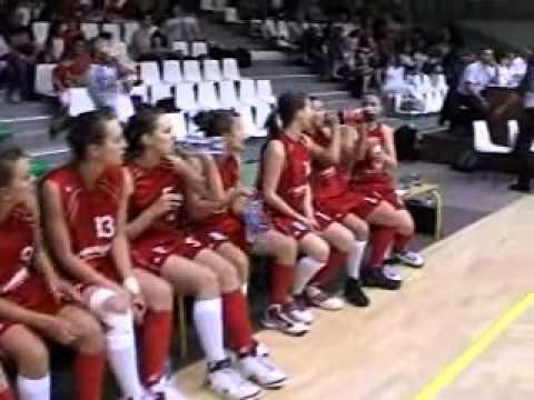 usc carmaux basket finale senior fille finale 2011