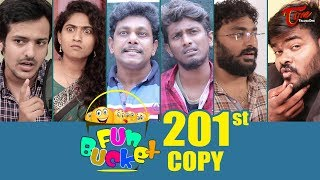 Fun Bucket | 201st Episode | Funny Videos | Telugu Comedy Web Series | Harsha Annavarapu | TeluguOne - TELUGUONE