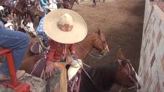 Coleaderos en San Antonio (Chalchihuites, Zacatecas)