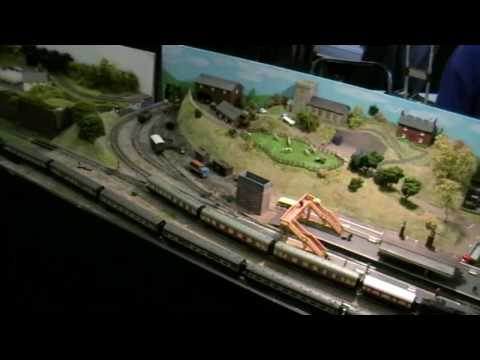 Erith Model Railway Society Exhibition 2010.mp4