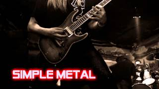 Royalty FreeRock Metal:Simple Metal