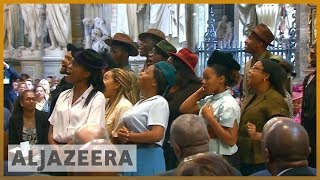 🇬🇧 Windrush generation celebrates 70 years since arriving in the UK | Al Jazeera English - ALJAZEERAENGLISH