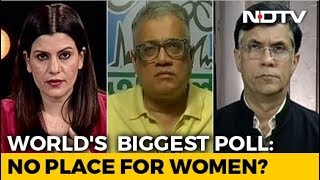 No Place For Women In World's Biggest Election? - NDTV