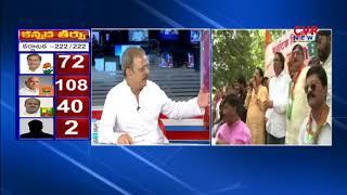జేడీఎస్ ఎవరికీ సపోర్ట్ చేస్తుంది ? కాంగ్రెస్ or బీజేపీ | Karnataka Election Results 2018 | CVR News - CVRNEWSOFFICIAL