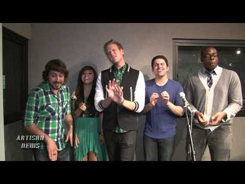 AMAZING PERFORMANCE BY PENTATONIX PERFORMING WE ARE YOUNG BY FUN, A CAPPELLA