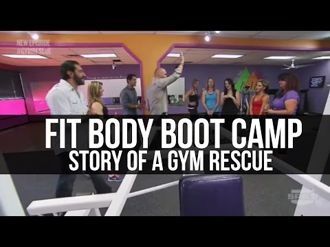Gym Rescue Fit Body Boot Camp
