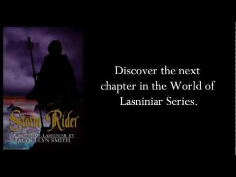 Storm Rider Book Trailer