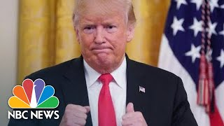 President Trump: Politicians Weak On Border Security Should Find A 'New Line Of Work' | NBC News - NBCNEWS