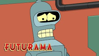FUTURAMA | Season 8, Episode 5: Bender The Witness | SYFY - SYFY