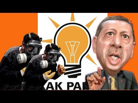 Tayyip Erdoğan escalates violence against Çapuling Turkish protesters