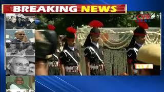బీజేపీ కేంద్ర కార్యాలయంలో అటల్ పార్థివదేహం | Atal mortal remains at BJP headquarters | CVR NEWS - CVRNEWSOFFICIAL