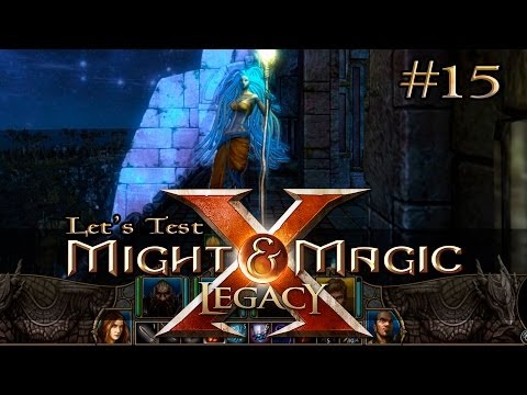 Might & Magic X Legacy #15 ★ Neue Skills mal test0rn! Coole Sache ★ Let's Test | HD | Deutsch