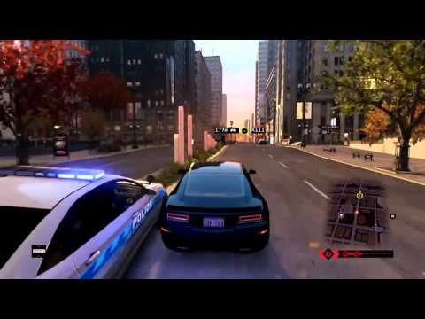 Watch_Dogs Multiplayer Gameplay (HD)