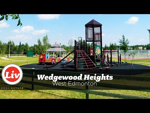Liv in Wedgewood - An Edmonton Neighbourhood Tour