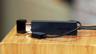 Microsoft's Chromecast competitor is pretty awesome for on-the-go screencasting - CNETTV
