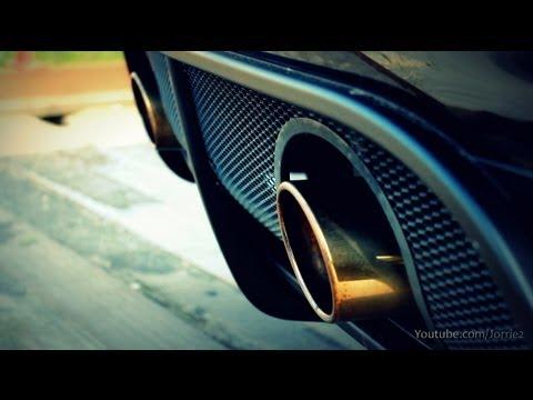 Maserati GranTurismo MC Stradale LOUD Revving!! - 1080p HD