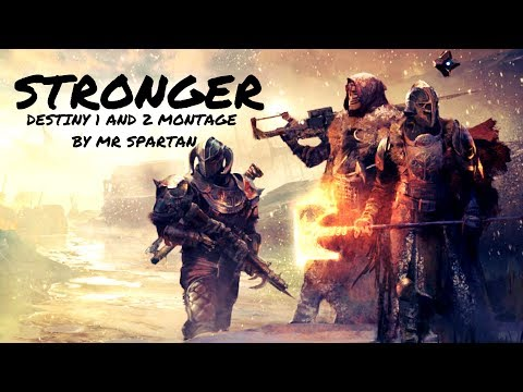 STRONGER DESTINY 1 AND 2 MONTAGE