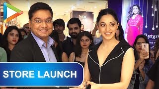 CHECK OUT: Kiara Advani at the store launch of 'Bluestone' - HUNGAMA