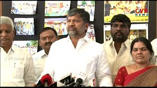 TTDP President L.Ramana slams KCR over Delhi Tour | CVR News - CVRNEWSOFFICIAL