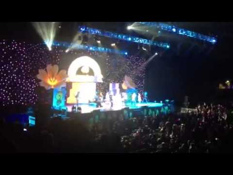 Cbeebies live show video 1