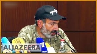 🇦🇲 Armenian opposition leader calls for renewed protests | Al Jazeera English - ALJAZEERAENGLISH