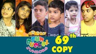 Fun Bucket JUNIORS   Episode 69   Kids Funny Videos   Comedy Web Series   By Sai Teja - TeluguOne - TELUGUONE
