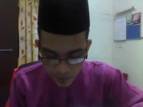 Murattal variasi hijaz nahwand sikah untuk Amar berlatih dari pak cik Azam.wmv