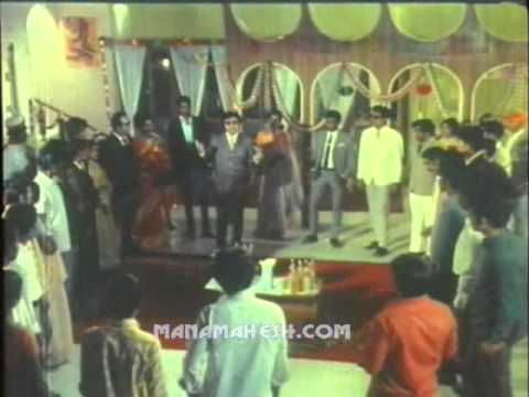 Devudu Chesina Manushulu (1973) --Telugu Full Movie Part-2 MANAMAHESH.COM