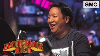 Star Wars' Famous Line: 'I Love You...I Know' Talked About Scene Ep. 706 | Comic Book Men - AMC
