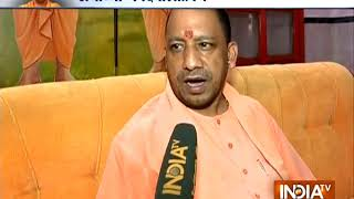 India TV Exclusive Interview with UP CM Yogi Adityanath on Taj Mahal controversy - INDIATV