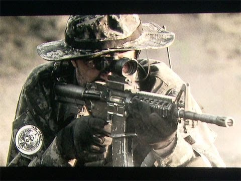 Solid Snake Cosplay on Modern Warfare 3  Find Makarov   Operation Kingfish Short Film
