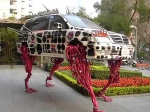 Mobil Mobil aneh dan unix.wmv