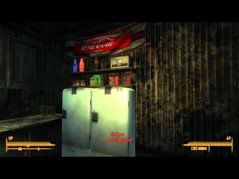 Fallout New Vegas Mods: Coca-Cola Factory