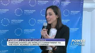 France's Brune Poirson calls for renewed commitment in the fight against climate change - ABNDIGITAL