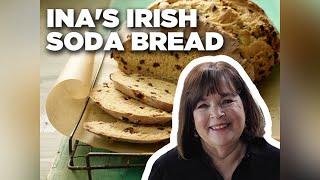 Recipe of the Day: Ina's 5-Star Irish Soda Bread | Food Network - FOODNETWORKTV