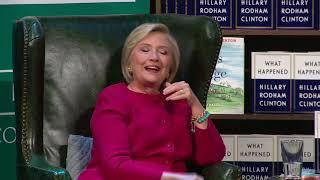 Clinton jokes that she ran against Trump and Putin - WASHINGTONPOST