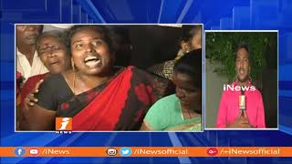 Fans Mourns Over Karunanidhi's Demise at Hospital | Final Rites Tomorrow at Marina Beach | iNews - INEWS