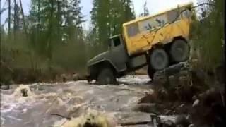 Русская техника – дороги почти не нужны!