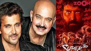 Rakesh Roshan turns paranoid about Hrithik Roshan and 'Super 30'?!   Bollywood News - ZOOMDEKHO