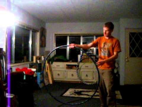 Hoop Move - 360 Turn + Coin Flip