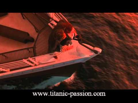 """Je Vole"" - French 'Titanic' Flying-Scene"