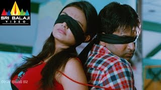 Race Movie Jackle kidnaping chaitu and anjali Scene || Vikram, Karthik, Nikitha - SRIBALAJIMOVIES
