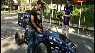 कोयम्बटूर में टीम 'ओजस' का परचम; VIT वैलोर के छात्रों ने बनाई Future कार - ITVNEWSINDIA