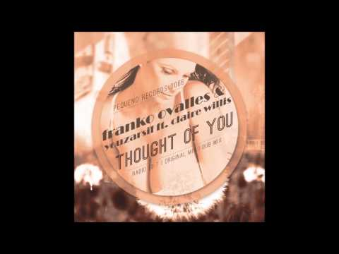 PR0066 // Franko Ovalles & YouzarsiF Feat  Claire Willis // Thought Of You // Dub Mix