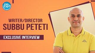 Writer/Director Subbu Peteti Exclusive Interview | Dil Se With Anjali #190 | iDream Telugu Movies - IDREAMMOVIES