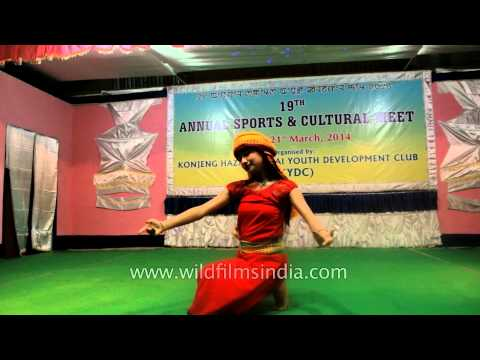 Annual Sport And Cultural Meet Imphal Day 1 Cam 1 14