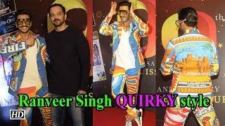 Diwali came in early for Ranveer Singh - IANSLIVE